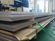 ASTM / ASME Hot Rolled Stainless Steel Plate 3mm - 100mm For Metallurgy
