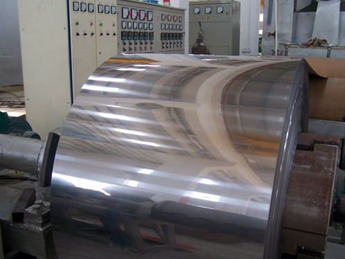 Rolled 2B 201 Polished Stainless Steel Sheets Plate With Width 30mm - 2000mm